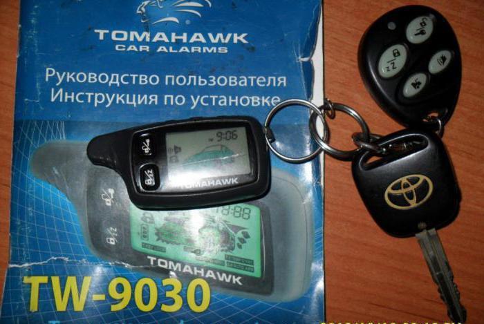 Сигнализация томагавк 434 mhz frequency инструкция читать